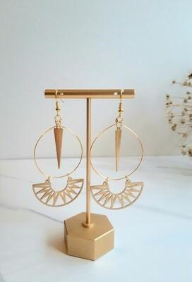 Lalique earrings