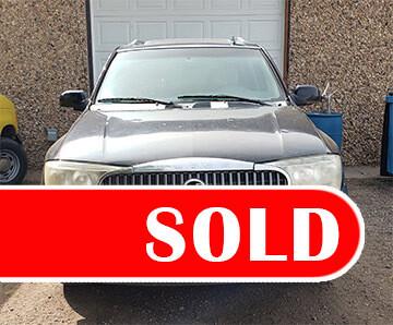 2007 Buick Rainier CXL *PRICE REDUCED*