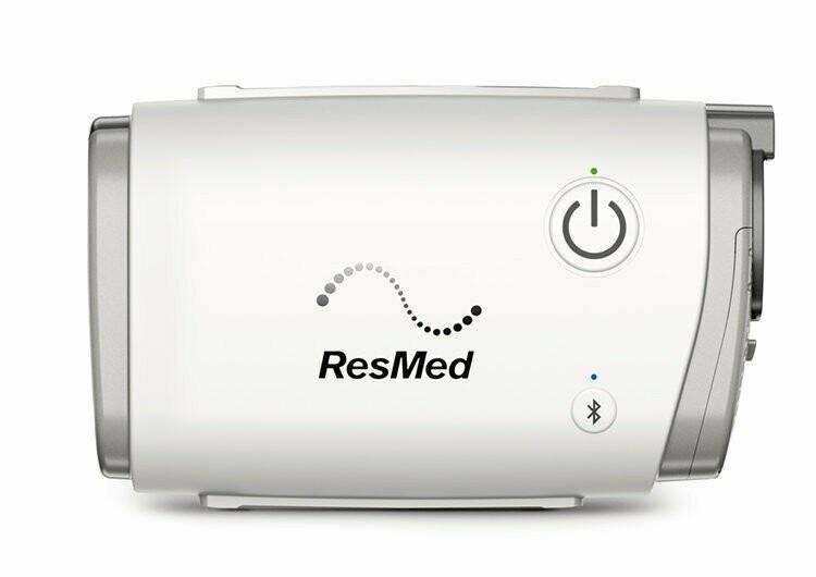 Resmed Appareil CPAP de voyage AirMini avec ensemble P10