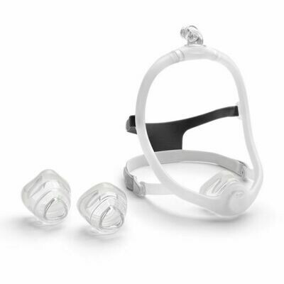 Philips Respironics Masque Nasal DreamWisp- FitPack-