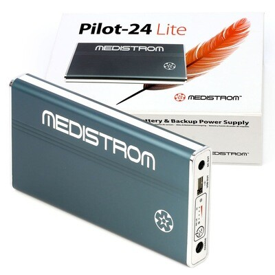 Medistrom Batterie Pilot-24 Lite