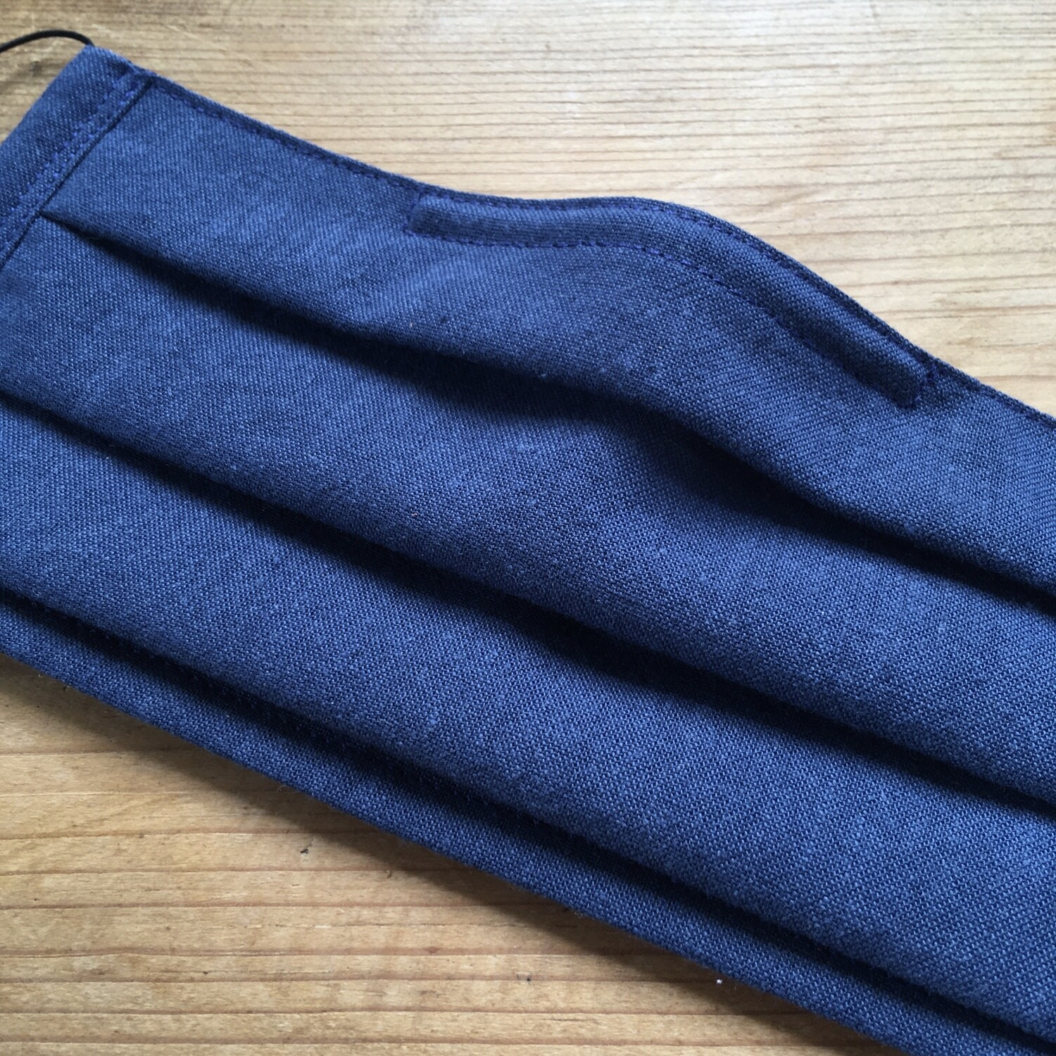 Navy Blue Face Covering