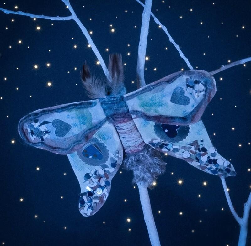 Starlight Moth Kit