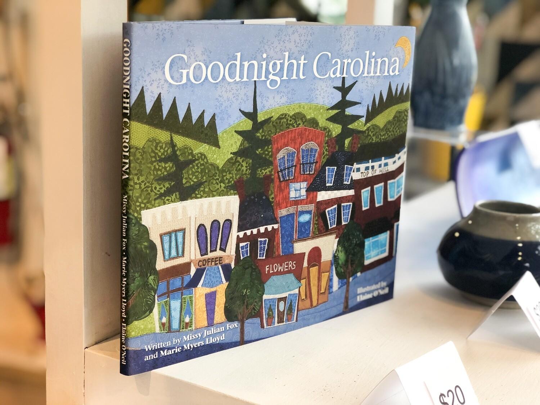 Onei-400 Book Goodnight Carolina