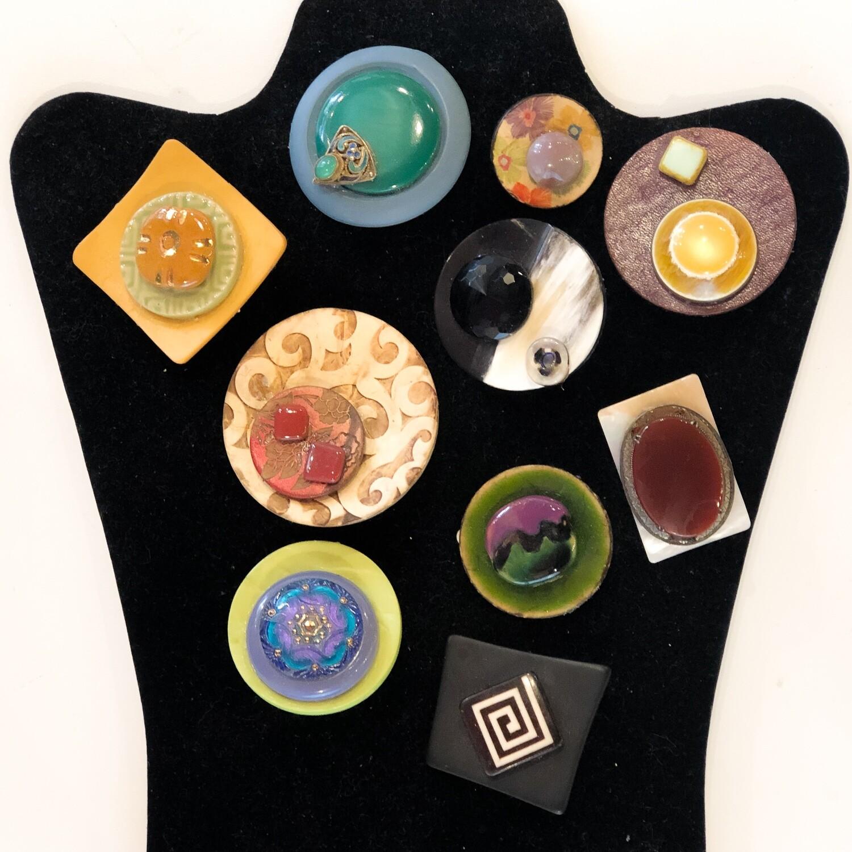 Lief-431 Button Pins