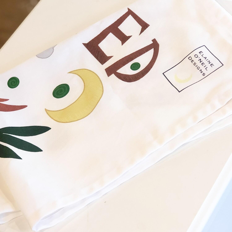 Onei-603 Fried Chicken Tea Towel