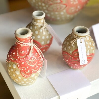 Fair-102 Bud Vases