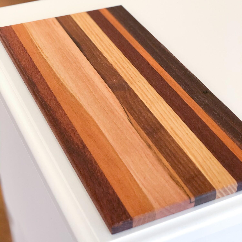Crhs -103 Cutting Board Wood Thin Over 8X12