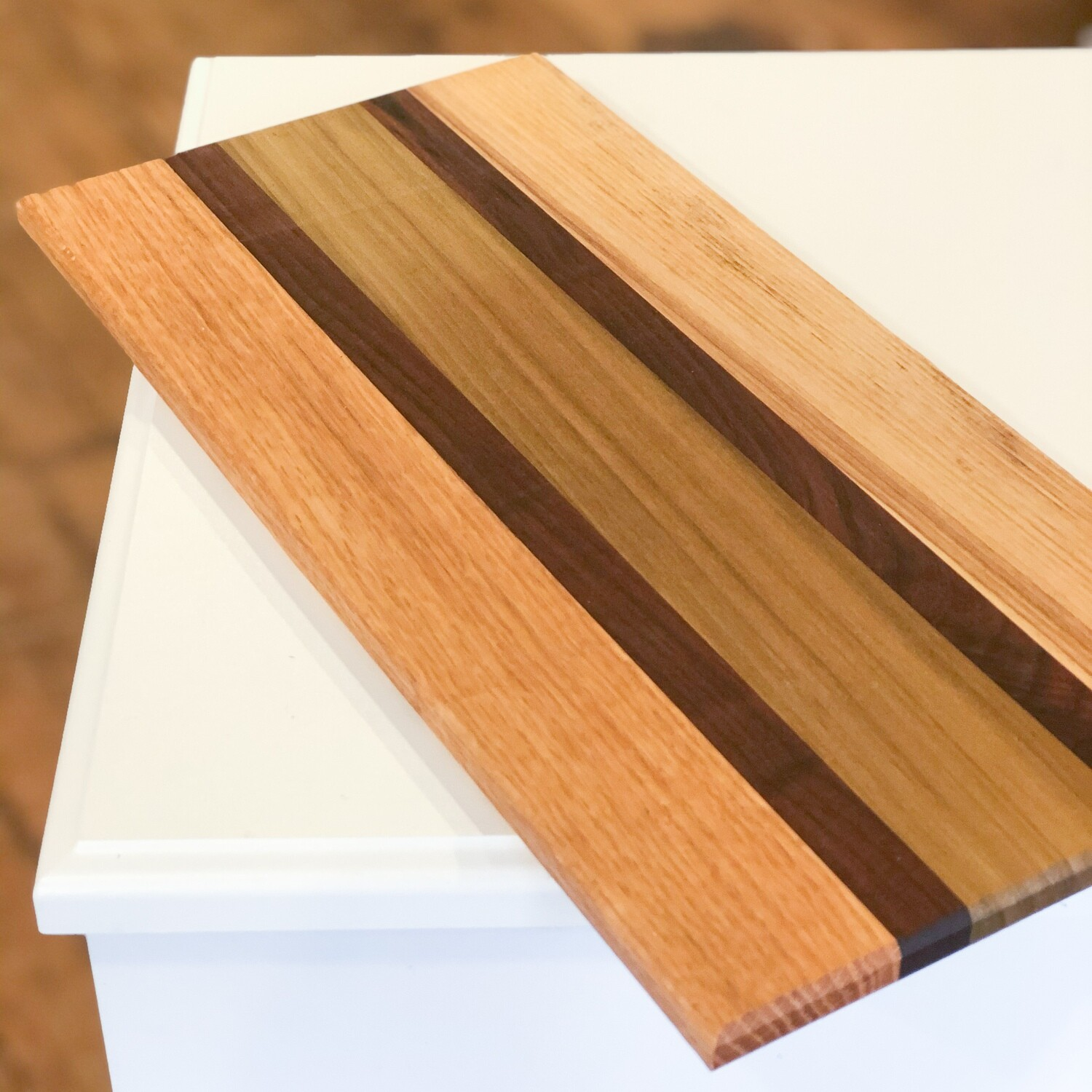 Crhs-105 Cutting Board Wood Medium Thickness Up To 7X14