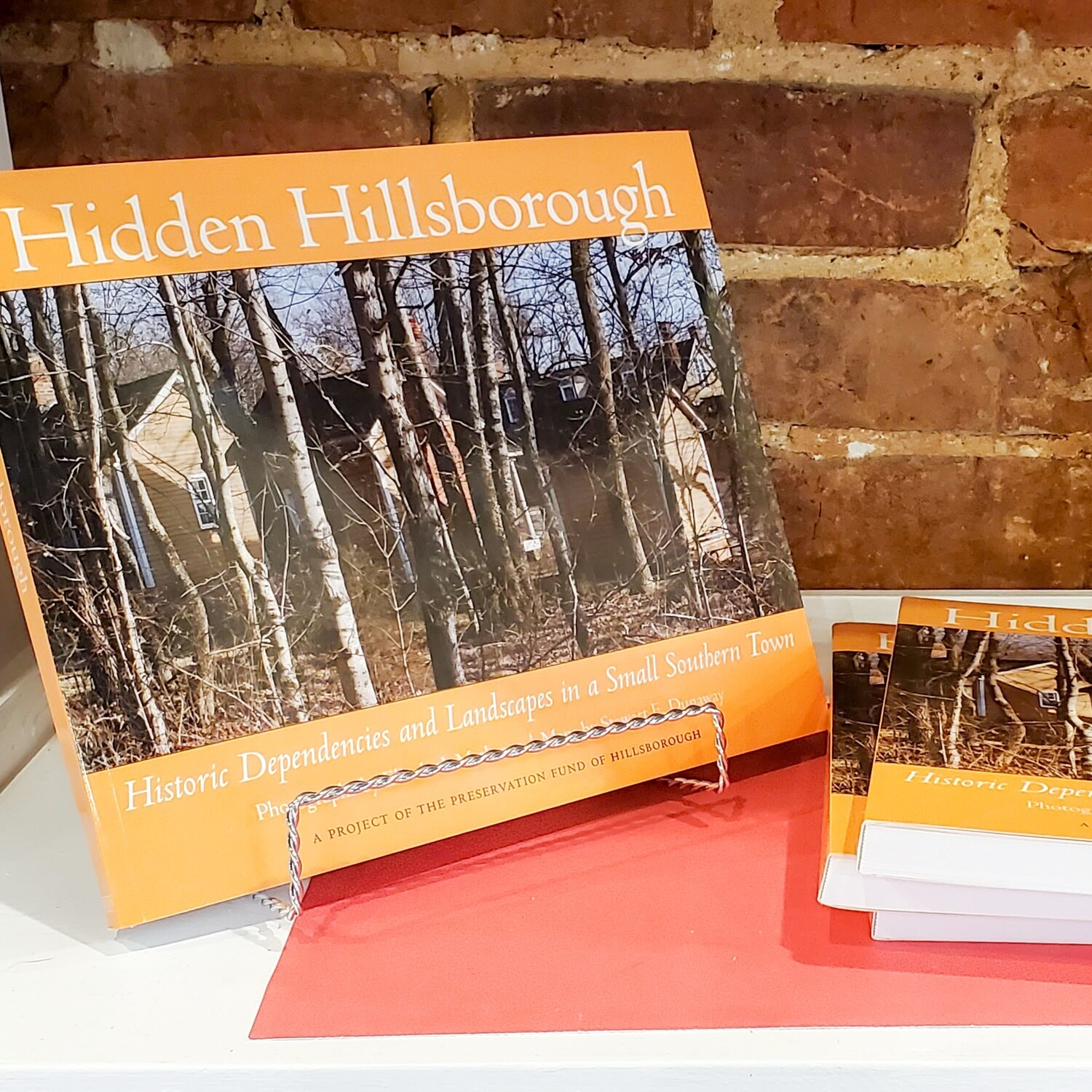 Gift-101 Hidden Hillsborough Book