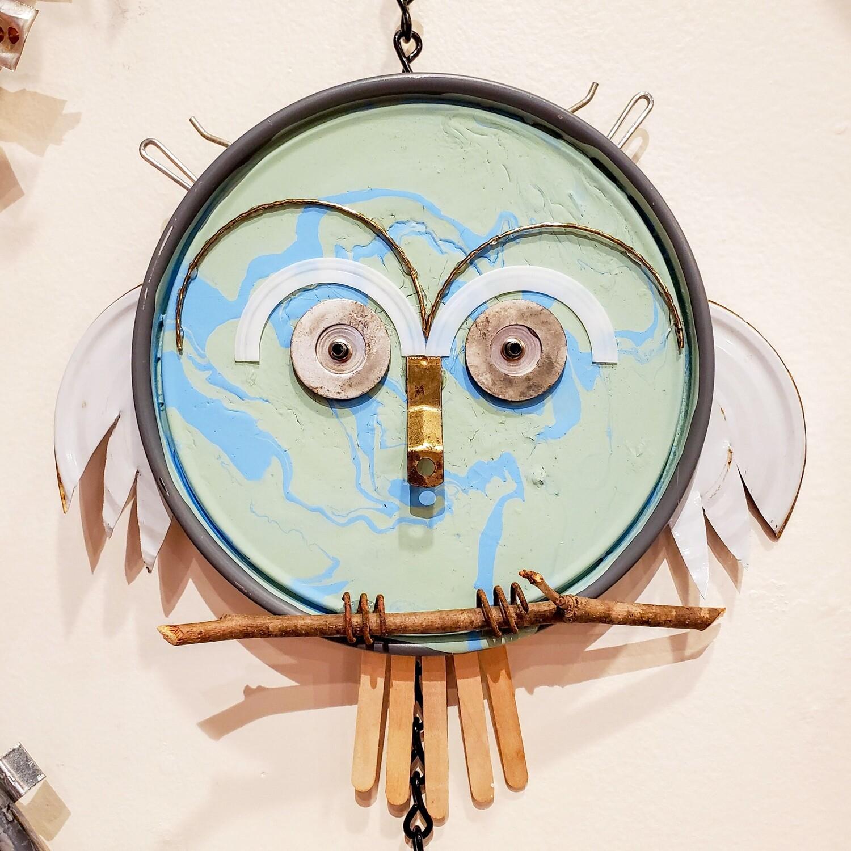 Hobg-301 Wall Owls