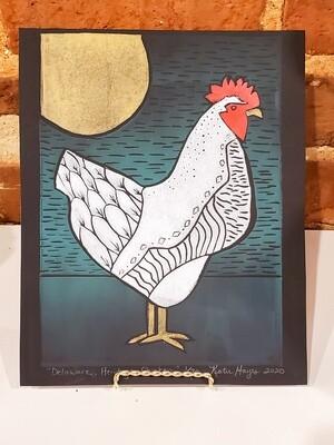 Haye-114 Delaware Heritage Chicken