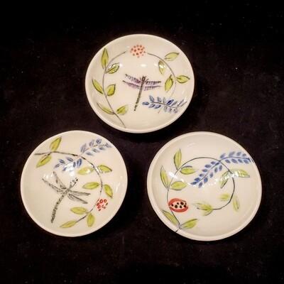 Pete-423 Sm Porcelain Bowls