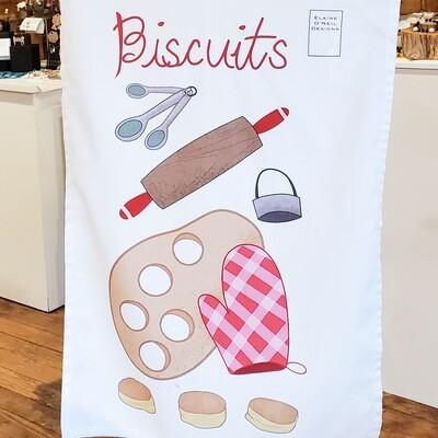 Onei-606 Biscuits Tea Towel