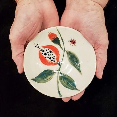 Pete-432 Small Porcelain Bowls