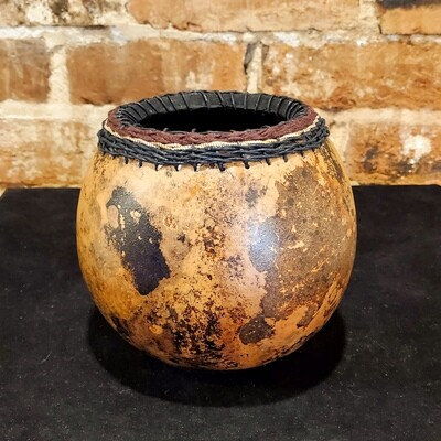 Kram-952 Cannonball Twined Rim Bowl 6
