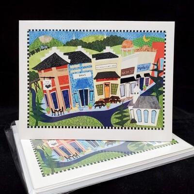Onei-100 Cards Pkg Nash Street Depot