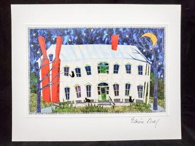 Onei-221 Colonial Inn Print