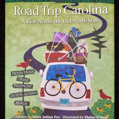 Onei-401 Book Road Trip Carolina