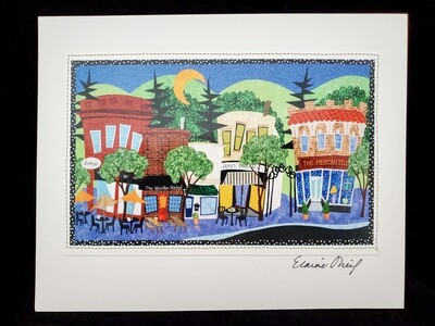Onei-206 Print Churton Street