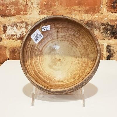 Horn-160 Breakfast Bowl Ash Glaze 6.5 X2.75