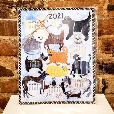 Onei-300 2021 Calendar, 11
