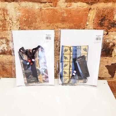 Raku-300 Masks For Adults  100% Cotton, hand Wash , Line Dry