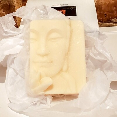 Shaw-3 Flat Buddha W/lotus Boxed