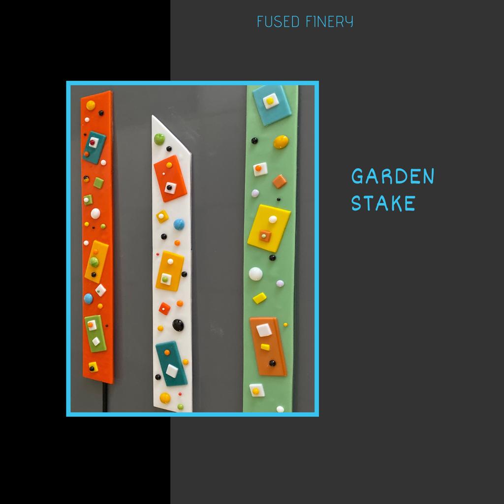 Totem Garden Stake