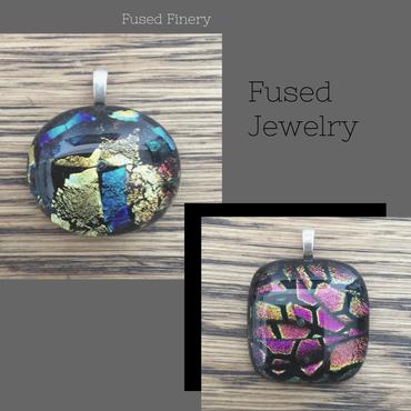 Basic Fused Jewelry Workshop