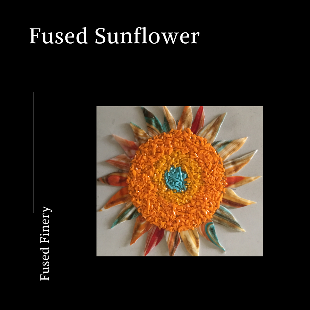 Fused Sunflower