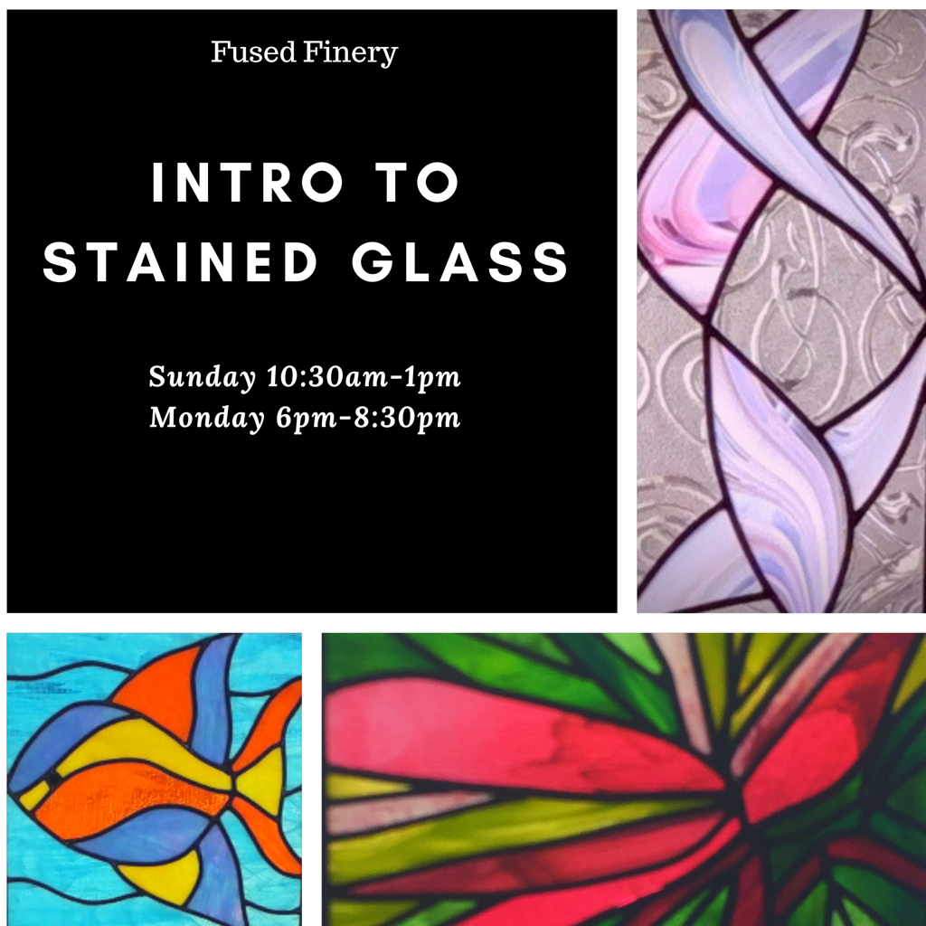 ​Intro to Stained Glass