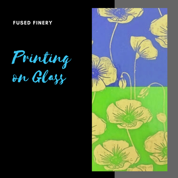 Printing on Glass