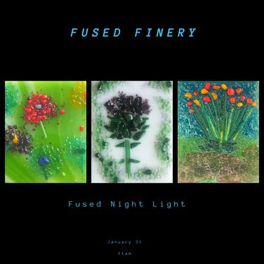 Fused Night Light