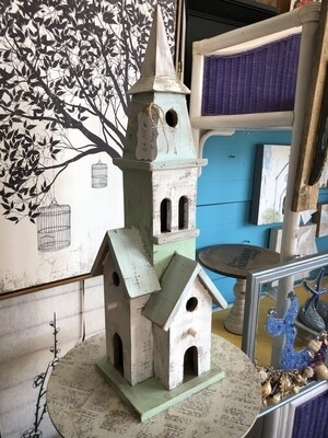 Birdhouse by Gilded Matilda's