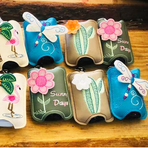 Hand Sanitizers by Gilded Matilda's