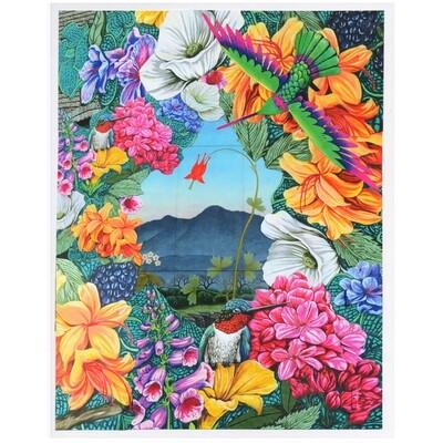 Cut & Paste Collage By Donna Vanscoy