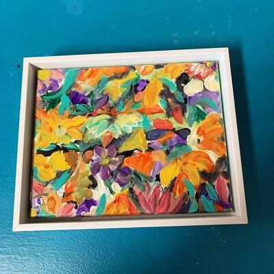 MT5002B Original Acrylic on Canvas