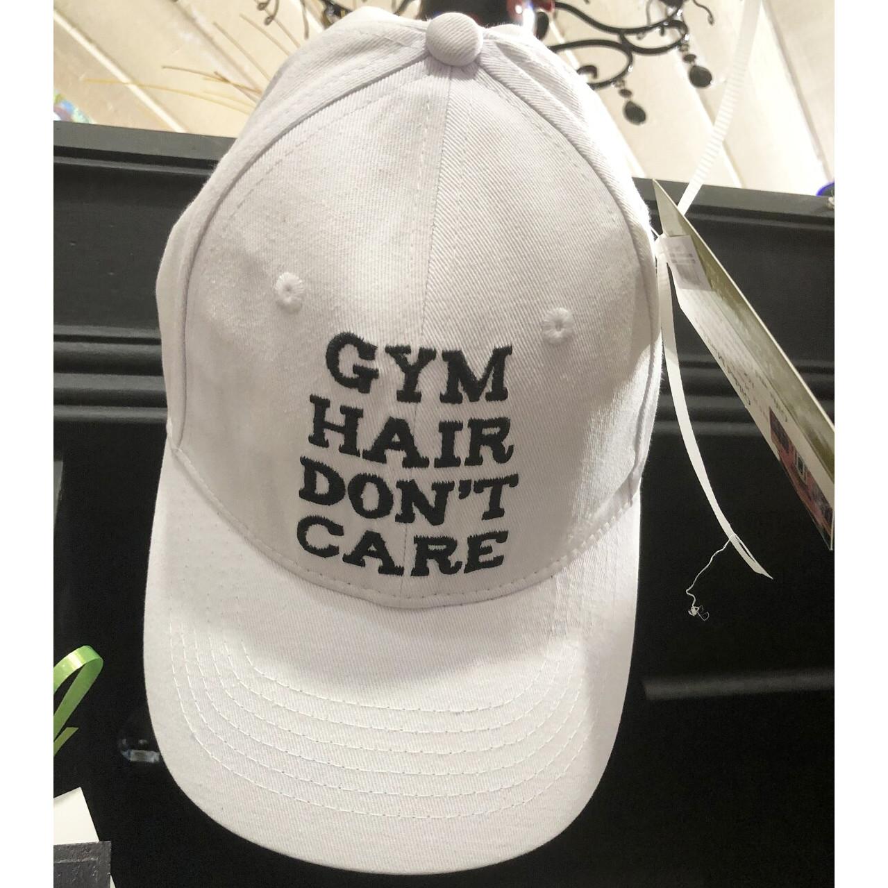 Gym Hair Hat