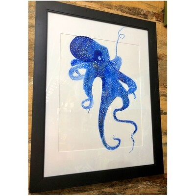 Octopus by Elaine Hare