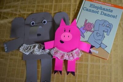 Elephant and Piggie Box