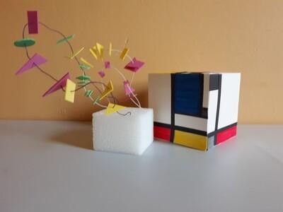 Sculpture Activity Box