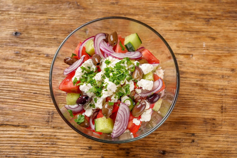 Salată Acropole