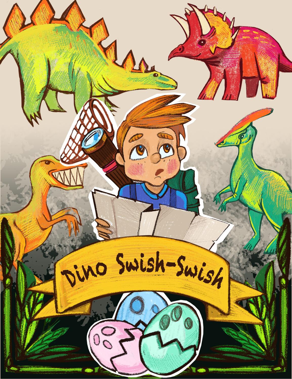 Dino Swish-Swish