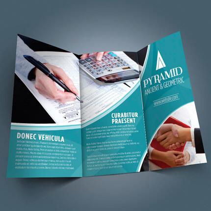 100 8.5x11 Premium Brochures