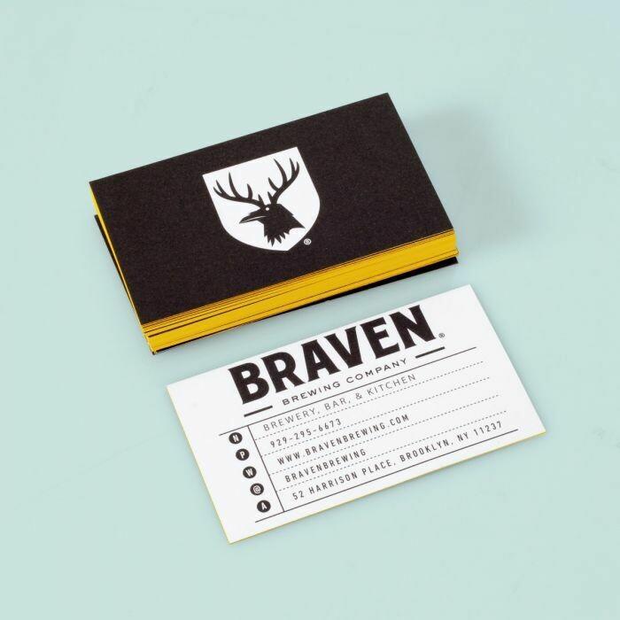 250 Standard Business Cards