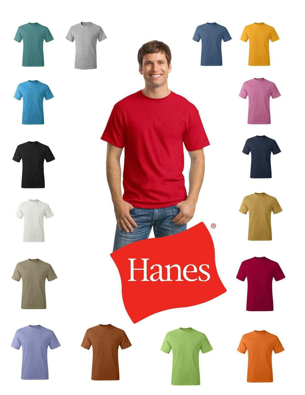 T-Shirts 100% Cotton