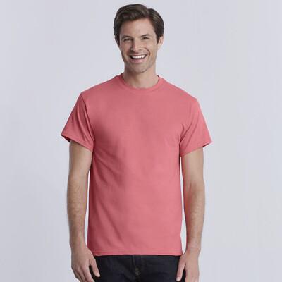 Color Gildan Heavy Cotton T-Shirt 100% 5.3 oz