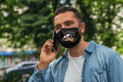 Cigar Mask