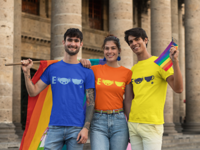 Pride Month Equality T-Shirts